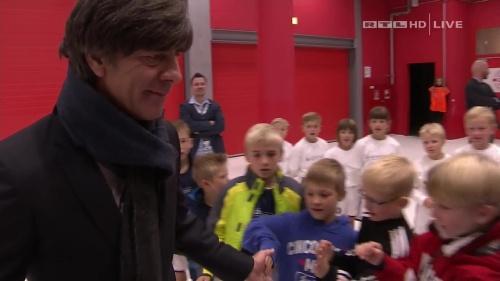 Joachim Löw – Germany v Georgia – pre-match show 13