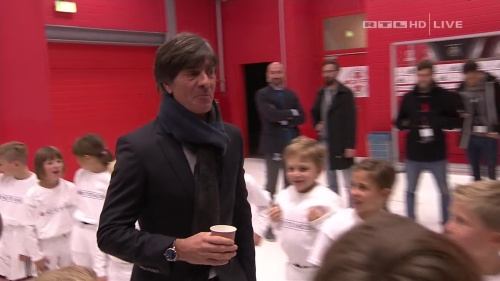 Joachim Löw – Germany v Georgia – pre-match show 15