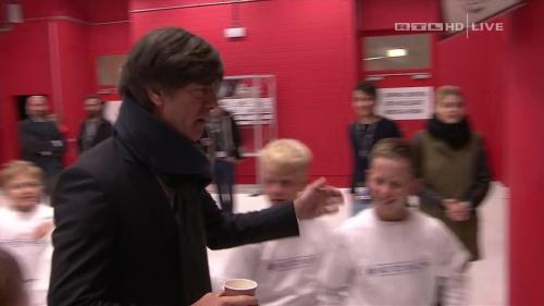 Joachim Löw – Germany v Georgia – pre-match show 16