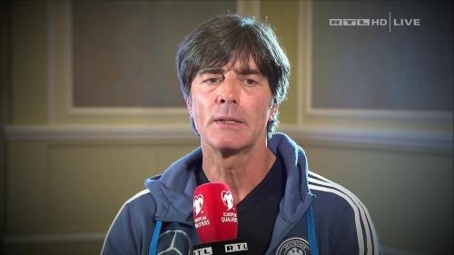 Joachim Löw – Germany v Georgia – pre-match show 17