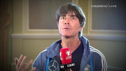 Joachim Löw – Germany v Georgia – pre-match show 19