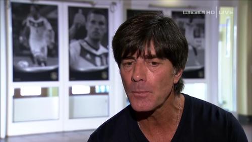 Joachim Löw – Germany v Georgia – pre-match show 5
