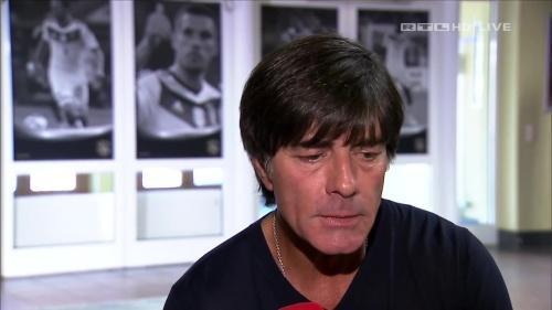 Joachim Löw – Germany v Georgia – pre-match show 7