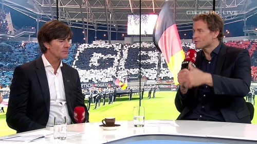Joachim Löw – Germany v Georgia post-match show 16