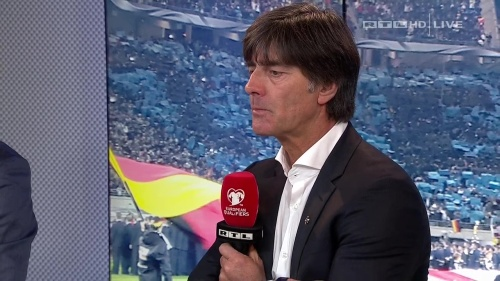 Joachim Löw – Germany v Georgia post-match show 23