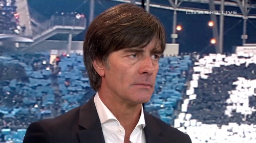 Joachim Löw – Germany v Georgia post-match show 6