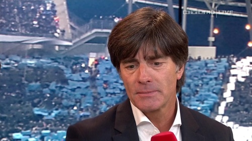 Joachim Löw – Germany v Georgia post-match show 8