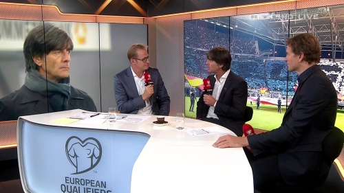 Joachim Löw – Germany v Georgia post-match show 9