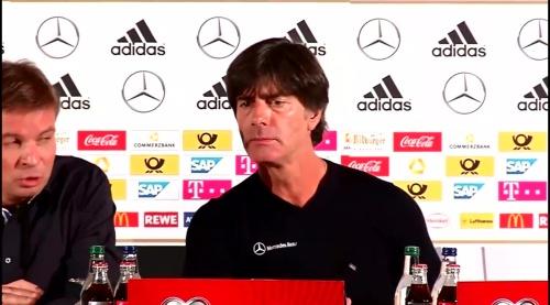 Joachim Löw – Irland-Deutschland press conference 11