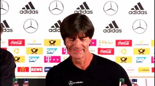 Joachim Löw – Irland-Deutschland press conference 12
