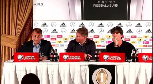 Joachim Löw – Irland-Deutschland press conference 14