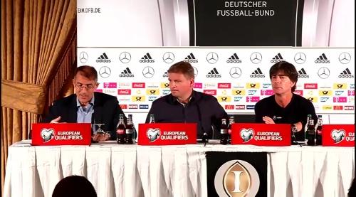 Joachim Löw – Irland-Deutschland press conference 15