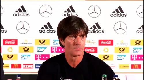 Joachim Löw – Irland-Deutschland press conference 16