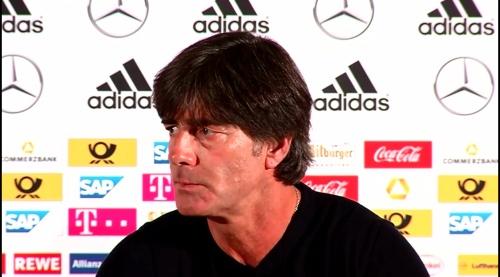 Joachim Löw – Irland-Deutschland press conference 17