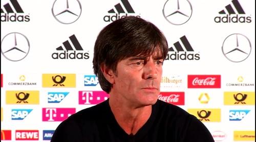 Joachim Löw – Irland-Deutschland press conference 20