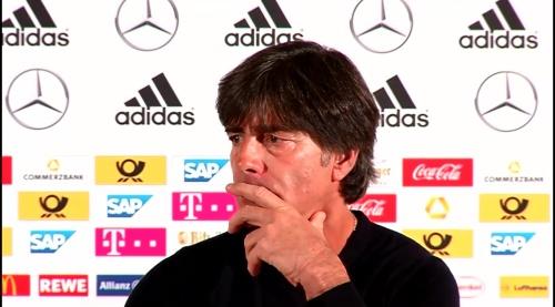 Joachim Löw – Irland-Deutschland press conference 21