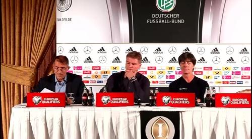 Joachim Löw – Irland-Deutschland press conference 22