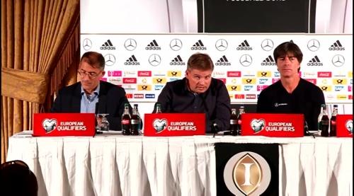 Joachim Löw – Irland-Deutschland press conference 23