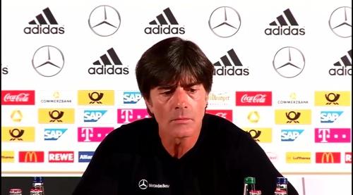 Joachim Löw – Irland-Deutschland press conference 24