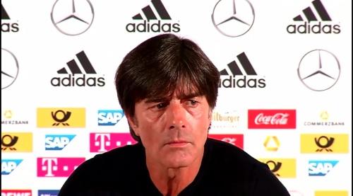 Joachim Löw – Irland-Deutschland press conference 25