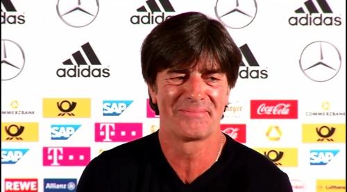 Joachim Löw – Irland-Deutschland press conference 26