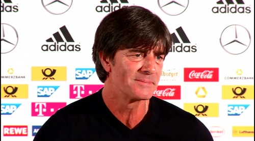 Joachim Löw – Irland-Deutschland press conference 28