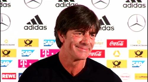 Joachim Löw – Irland-Deutschland press conference 29