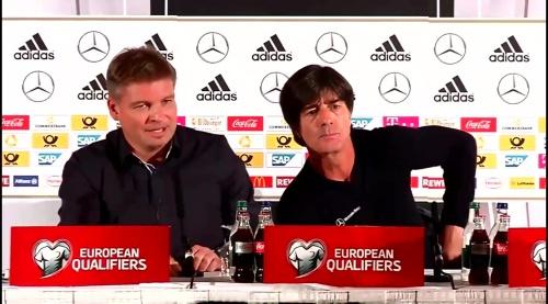 Joachim Löw – Irland-Deutschland press conference 3