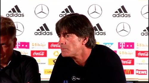Joachim Löw – Irland-Deutschland press conference 30
