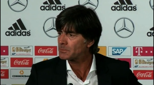 Joachim Löw – post-match press conference 1