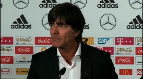Joachim Löw – post-match press conference 3