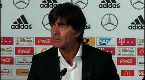 Joachim Löw – post-match press conference 3