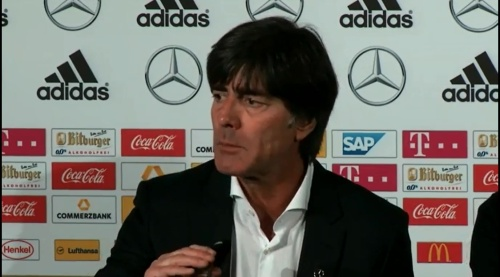 Joachim Löw – post-match press conference 4