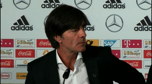 Joachim Löw – post-match press conference 6