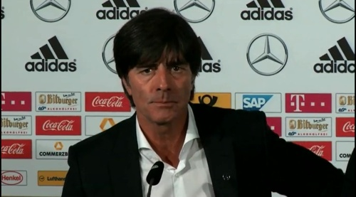 Joachim Löw – post-match press conference 7