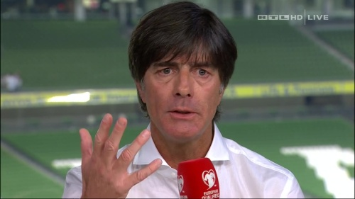 Joachim Löw – post-match show – Ireland v Germany 11
