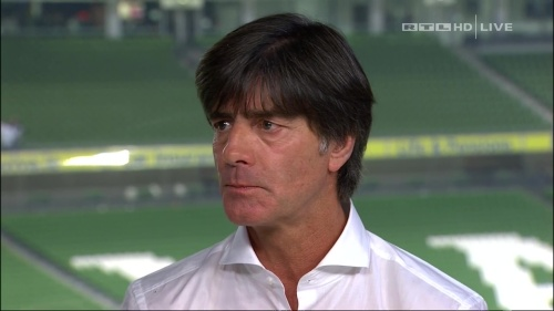 Joachim Löw – post-match show – Ireland v Germany 13
