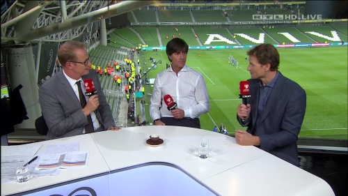 Joachim Löw – post-match show – Ireland v Germany 14
