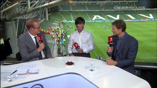 Joachim Löw – post-match show – Ireland v Germany 14