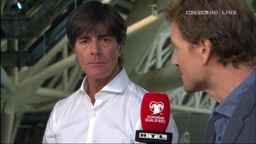 Joachim Löw – post-match show – Ireland v Germany 15