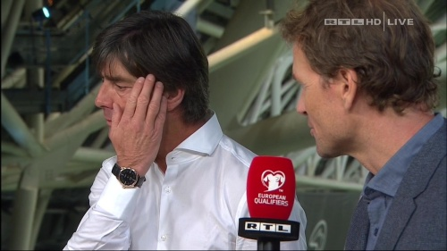 Joachim Löw – post-match show – Ireland v Germany 16