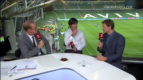 Joachim Löw – post-match show – Ireland v Germany 17