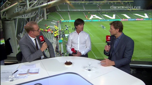 Joachim Löw – post-match show – Ireland v Germany 18