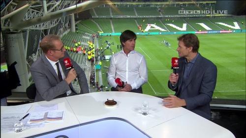 Joachim Löw – post-match show – Ireland v Germany 18