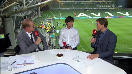 Joachim Löw – post-match show – Ireland v Germany 19