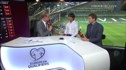 Joachim Löw – post-match show – Ireland v Germany 2