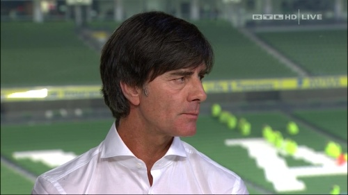 Joachim Löw – post-match show – Ireland v Germany 20