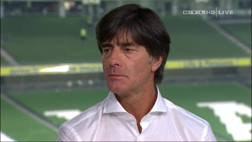 Joachim Löw – post-match show – Ireland v Germany 22