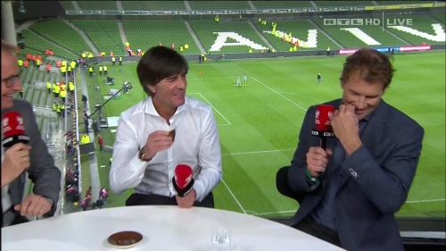 Joachim Löw – post-match show – Ireland v Germany 24