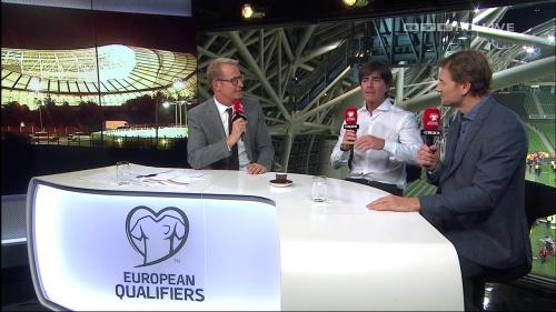 Joachim Löw – post-match show – Ireland v Germany 27